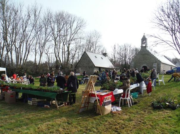 Vide jardin 2015 fouesnant bretagne sorties for Vide jardin tremeoc 2015